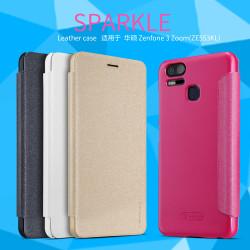 Asus Zenfone 3 Zoom (ZE553KL) NILLKIN Sparkle LEATHER CASE