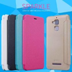 Asus Zenfone 3 Max (ZC520TL) NILLKIN Sparkle LEATHER CASE